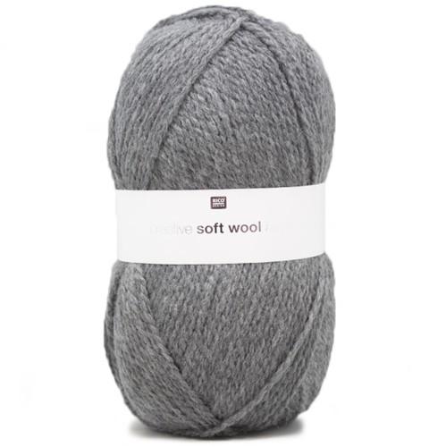 Creative Soft Wool Aran Damestrui Breipakket 1 42/44