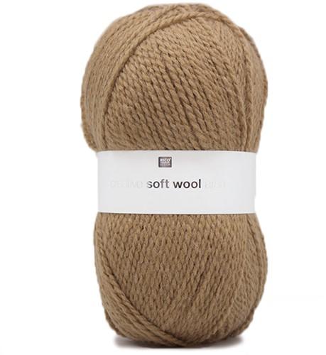 Creative Soft Wool Aran Kindertrui Breipakket 1 134/140