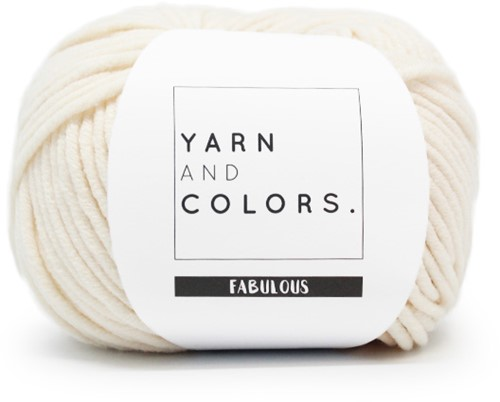 Yarn and Colors Loose Fit Jumper Breipakket 1 S