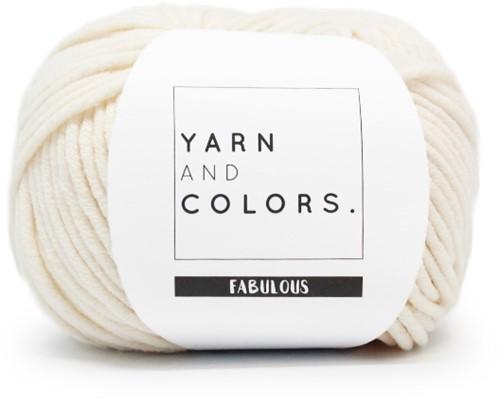 Yarn and Colors Loose Fit Jumper Breipakket 1 M