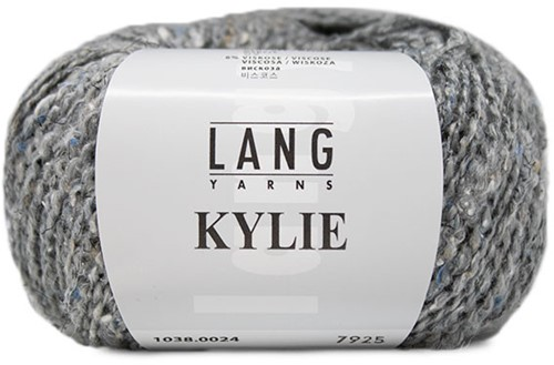 Kylie Vest Breipakket 2 M Grey