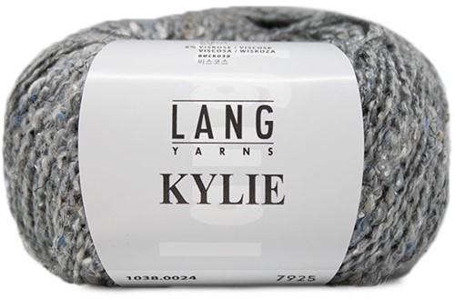 Kylie Vest Breipakket 2 XL Grey