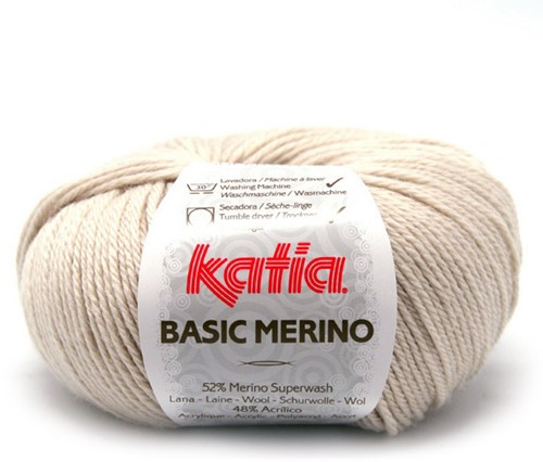 Basic Merino Granietsteek Omslagdoek Haakpakket 2