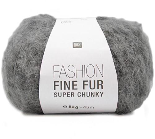 Fashion Fine Fur Jasje Breipakket 2 44