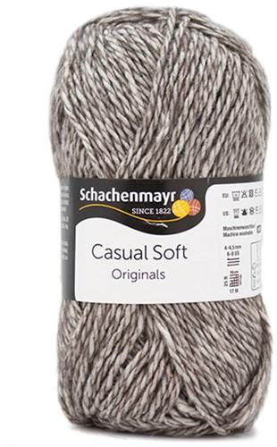 Casual Soft Damesvest Breipakket 2 M