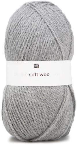 Creative Soft Wool Aran Vest Breipakket 3