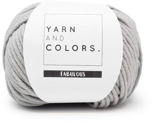Yarn and Colors Loose Fit Jumper Breipakket 3 XL