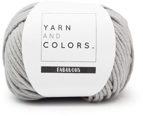 Yarn and Colors Loose Fit Jumper Breipakket 3 S