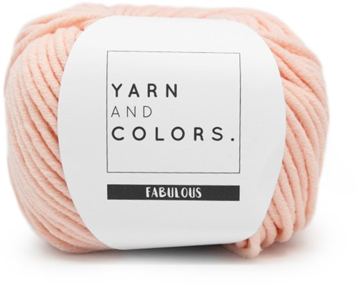 Yarn and Colors Loose Fit Jumper Breipakket 2 S