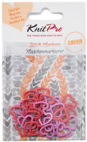 Knitpro Amour Stitch Markers