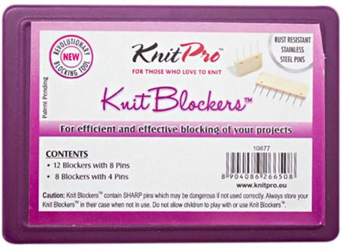 KnitPro Knit Blockers