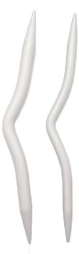 KnitPro Aluminium Kabelnaalden 6mm / 8 mm