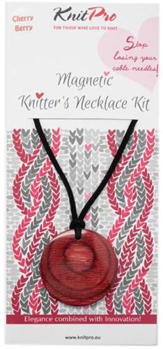 Knitpro Magnetische Ketting Cherry Berry