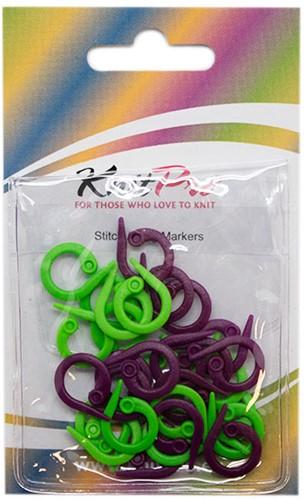 KnitPro Markeerringen