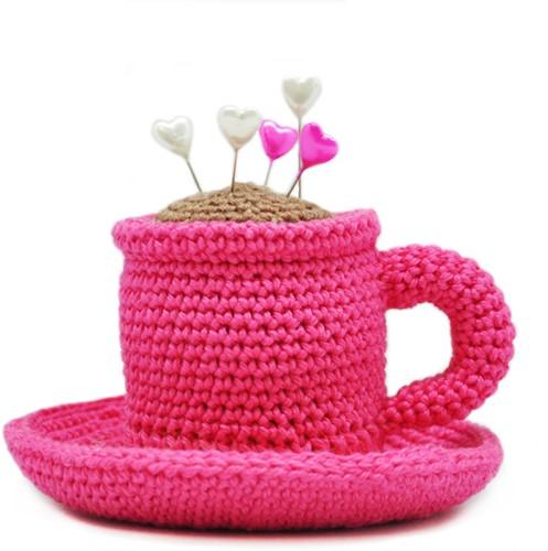 Haakpatroon Kopje Koffie