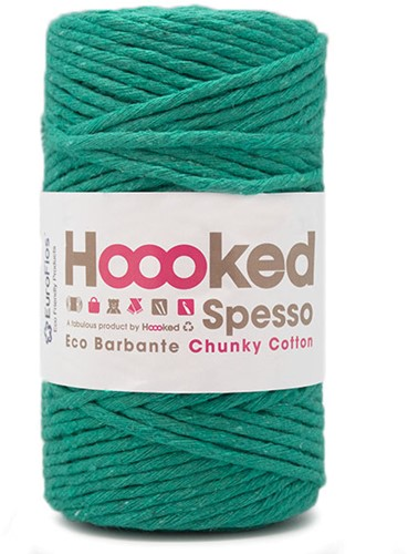 Hoooked Spesso Chunky Cotton 810 Lagoon