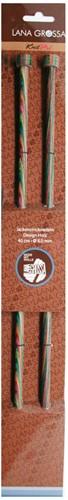 Lana Grossa Design-Holz 40cm Breinaalden 6,5mm