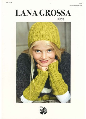 Lana Grossa Kids Pocket No. 11 2019
