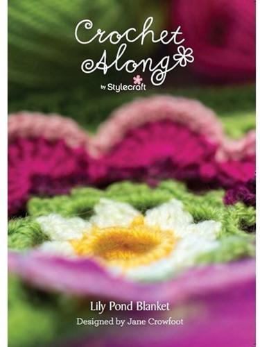 Lily Pond Blanket CAL 2015 Garenpakket
