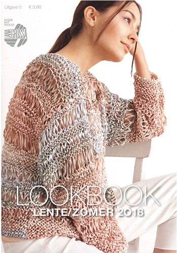 Lana Grossa Lookbook No. 5 2018