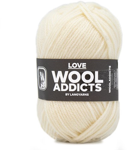 Wooladdicts Wallflower Trui Breipakket 1 S/M
