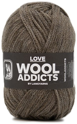 Wooladdicts Wallflower Trui Breipakket 3 L/XL