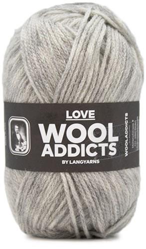 Wooladdicts Wallflower Trui Breipakket 5 S/M