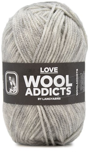 Wooladdicts Wallflower Trui Breipakket 5 L/XL