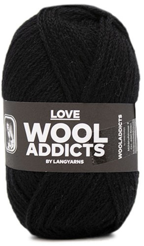 Wooladdicts Wallflower Trui Breipakket 8 L/XL