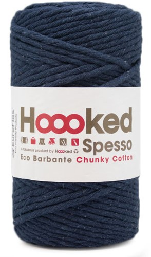 Hoooked Spesso Chunky Cotton 904 Marine