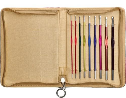 KnitPro Zing Haaknaaldenset 2,00 - 6,00mm