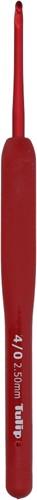 Tulip Etimo Red Haaknaald 2.50mm