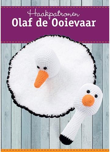 Haakpatroon Olaf de Ooievaar Set