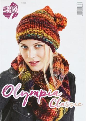 Lana Grossa Olympia Classic Flyer 2015