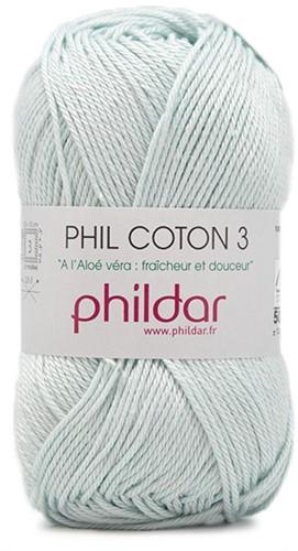 Phildar Phil Coton 3 2151 Opaline