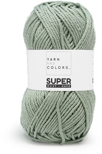 Yarn and Colors Twist WOW! Muurhanger Pakket 080 Eucalyptus
