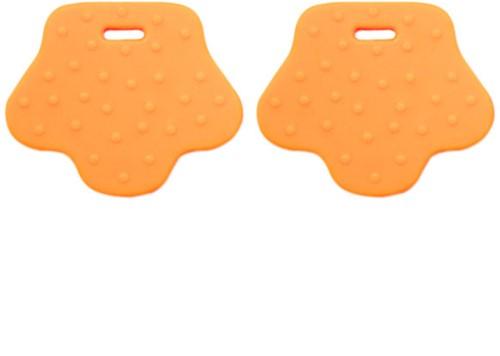 Dierenpootje Bijtringen 1 Oranje