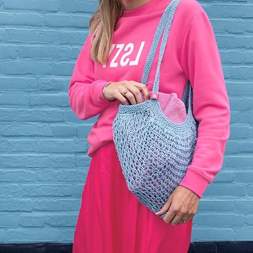 Joly Bag Breipakket 4 Lichtblauw