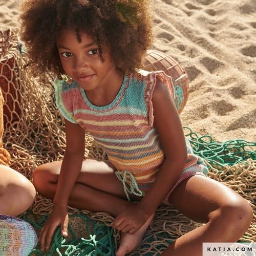 Breipatroon Paraiso Kinder Jumpsuit