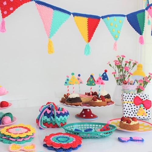 Yarn and Colors Party Kit Haakpakket