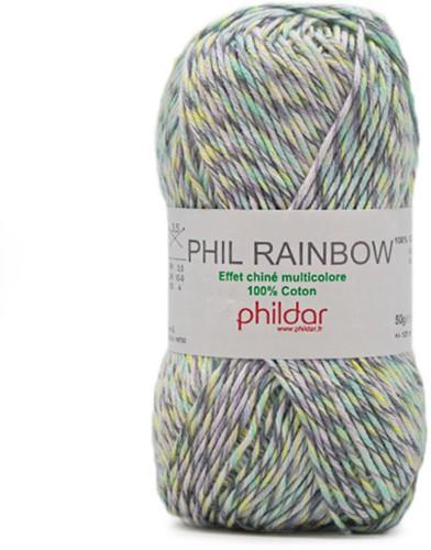 Phildar Phil Rainbow 63 Pastel