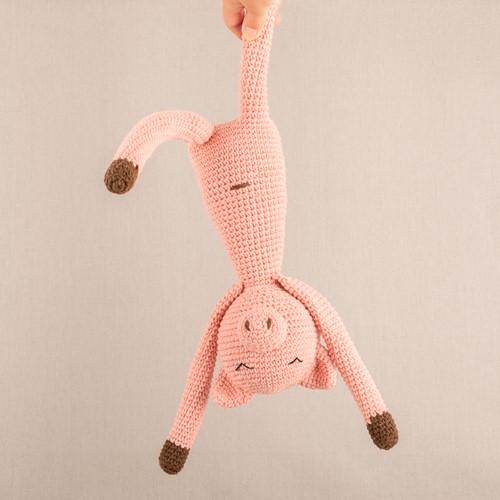 Yarn and Colors Patty Pig Haakpakket 044 Light Pink