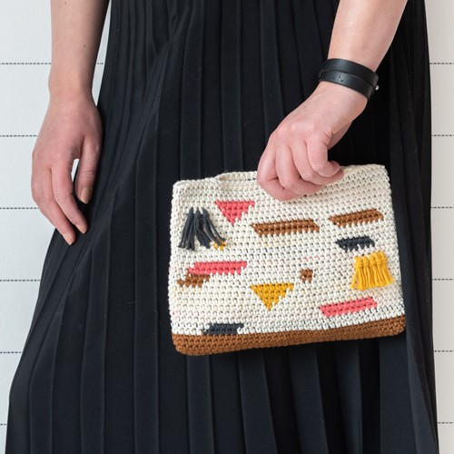Yarn and Colors Perky Pouch Haakpakket 026 Satay