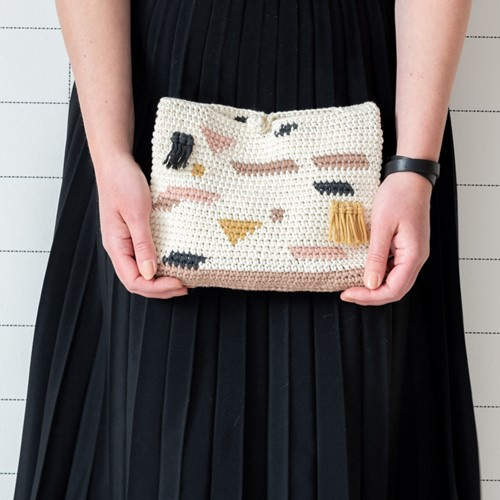 Haakpatroon Yarn and Colors Perky Pouch