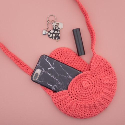 Haakpatroon Yarn and Colors Petit Purse
