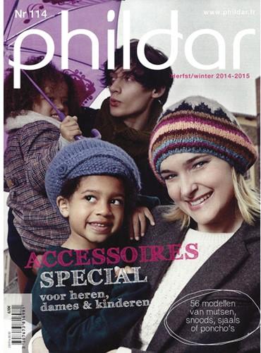 Phildar No.114 2014 Accessoires Special