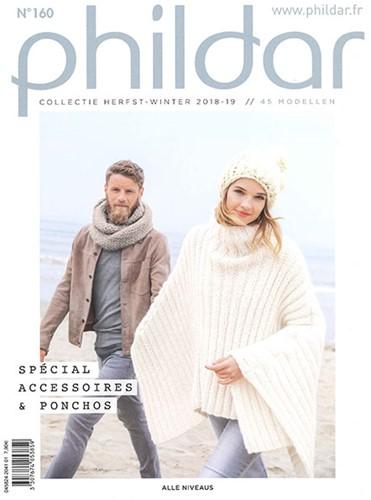 Phildar No. 160 Accessoires & Ponchos