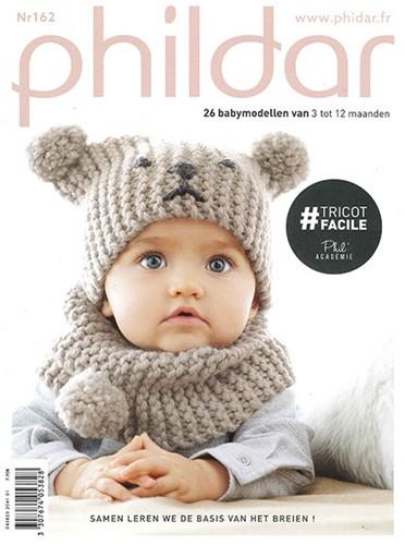 Phildar No. 162 Baby
