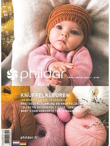 Phildar Baby No. 189 2020/21