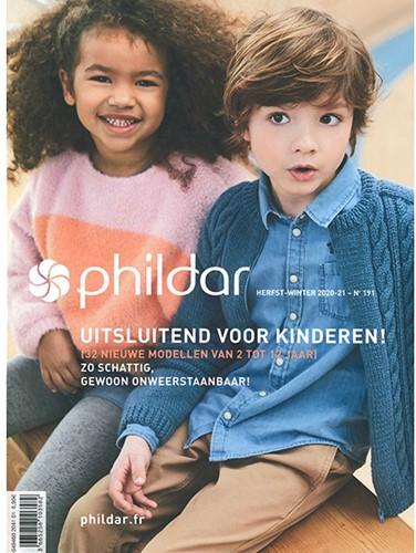Phildar Kinderen No. 191 2020/21